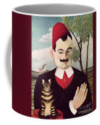Portrait Of Pierre Loti Coffee Mug
