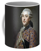 Portrait Of Prince Vladimir Golitsyn Borisovtj Coffee Mug