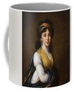 Portrait Of Princess Belozersky Lisabeth Louise Vige Le Brun Coffee Mug