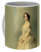 Portrait Of Princess Of Baden Coffee Mug