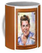 Portrait Of Ricky Martin Coffee Mug
