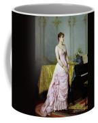 Portrait Of Rose Caron Coffee Mug