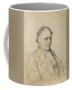 Portrait Of Sir Drack Coffee Mug
