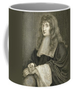 Portrait Of Sir Isaac Newton Coffee Mug