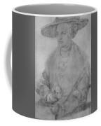 Portrait Of Susanne Von Brandenburg Ansbach Coffee Mug