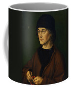 Portrait Of The Artist's Father  Coffee Mug