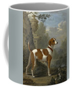 Portrait Of The Duke Of Hamilton's Hound Jewell Coffee Mug