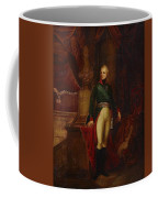 Portrait Of The Emperor Alexander Coffee Mug
