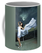 Portrait Of The Girl  Coffee Mug