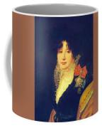 Portrait Of The Princess A Scherbatova 1808 Coffee Mug