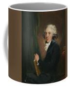 Portrait Of The Scottish Coffee Mug