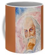 Portrait Of The Us-american Poet Walt Whitman Boris Grigoriev Coffee Mug