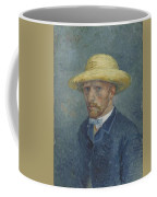 Portrait Of Theo Van Gogh Paris, Summer 1887 Vincent Van Gogh 1853  1890 Coffee Mug