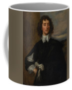 Portrait Of Thomas Hanmer Coffee Mug