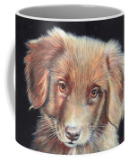 Portrait Of Toby Coffee Mug