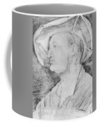 Portrait Of Ulrich Varnbiiler 1522 Coffee Mug