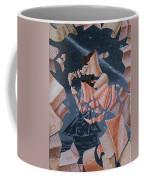Portrait Of Vladimir Vysotsky Coffee Mug
