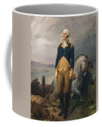 Portrait Of Washington Coffee Mug