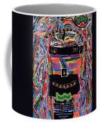 portrait of who   U  Me       or      someone U see  Coffee Mug