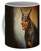 Portrait Of Zeus Coffee Mug