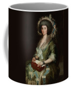 Portrait Senior Sean Bermudes Portrait Of Maria De Borbon Luisy Coffee Mug