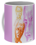Portraits In 3b Coffee Mug