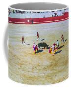 Portuguese Bull Wrestling 4 Coffee Mug
