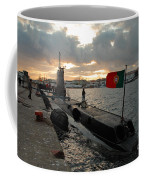 Portuguese Navy Submarine Coffee Mug