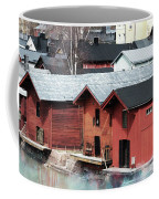Porvoo Town II Coffee Mug