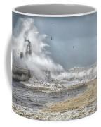 Poseidon Portrait Catch Coffee Mug