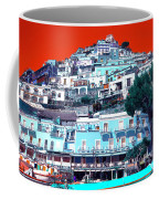 Positano Pop Art Coffee Mug