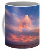 Post Brief Cali Rain Coffee Mug