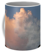 Post Card Clouds Coffee Mug
