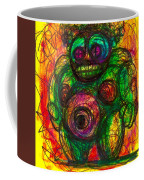 Post Modern Venus Of Willendorf  She's Mad As Hell Guys  Rightfully So Coffee Mug