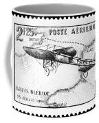 Postage Stamp: Bleriot Coffee Mug