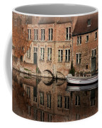 Postcard Canal II Coffee Mug