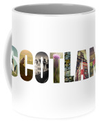 Postcard For Scotland Coffee Mug