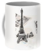 Postcards And Letters From Paris Coffee Mug