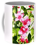 Poster Pink Coffee Mug