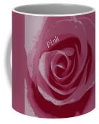 Poster Rose Coffee Mug