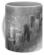 Posts In A Row Coffee Mug