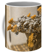 Pot Flowers  Coffee Mug
