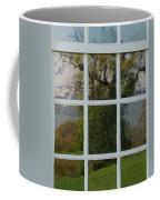 Potomac River Valley On Mount Vernon Coffee Mug