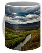 Potomac River Valley - West Virginia Coffee Mug