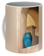 Pottery And Archways Coffee Mug by Sandra Bronstein