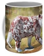 Pottery Bear Coffee Mug