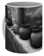 Pottery Tumacacori Arizona Coffee Mug