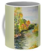 Poudre Riverbend Coffee Mug