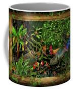 Poultrified Garden Of Eden Coffee Mug