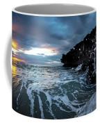 Pounding Foam Coffee Mug